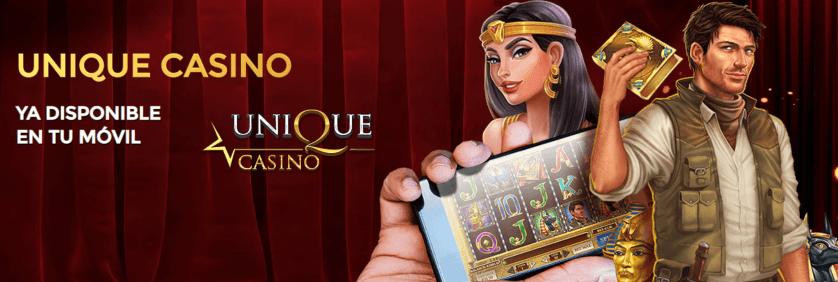 Unique Casino móvil