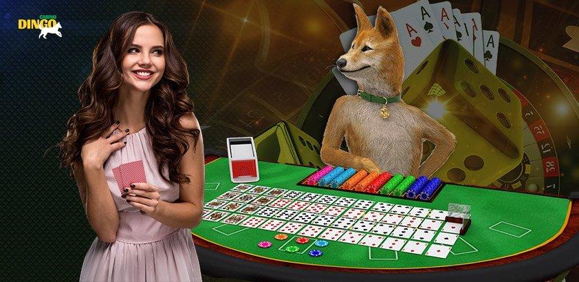 Dingo Casino Games