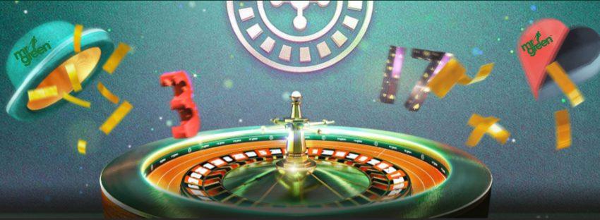 Mr Green Juegos de casino en vivo