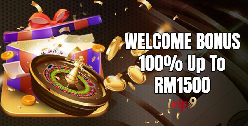 iVIP9 Casino Bonus