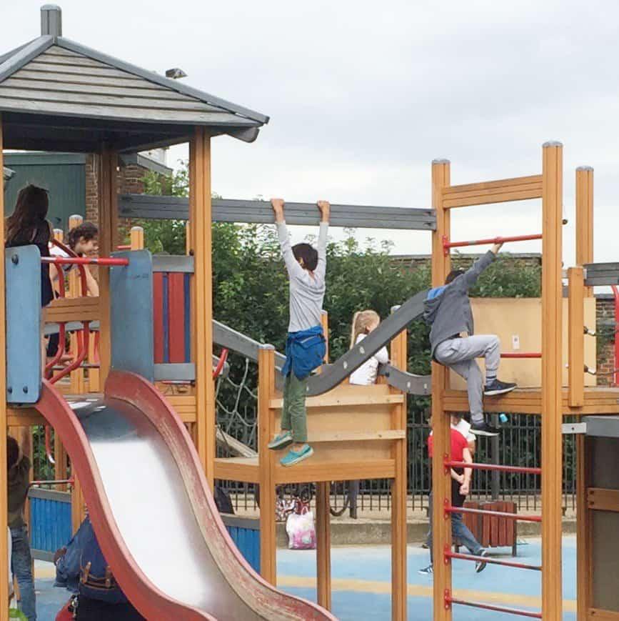 hampstead heat playground