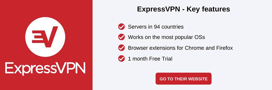 ExpressVPN Black Friday VPN deals and a short list of key features
