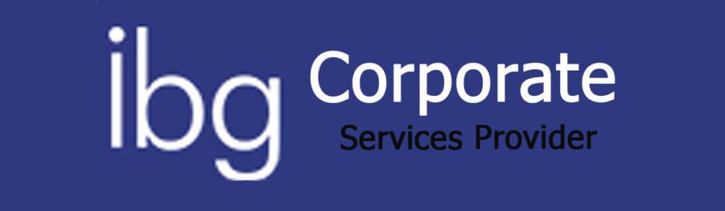 IBG Corporate Services Provider