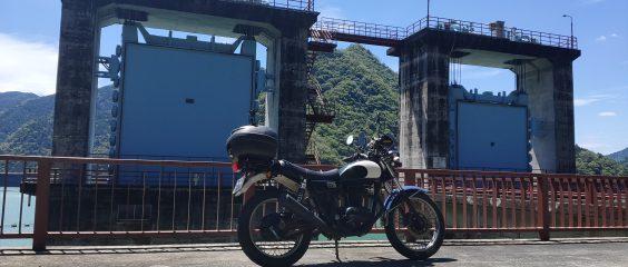 ぶらーっと、新豊根ダムへ