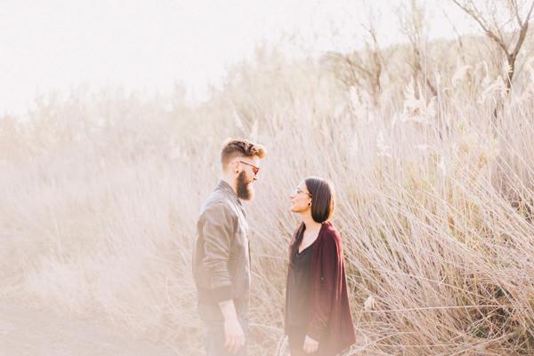 V+M · Sesión de pareja en el desierto de Tabernas