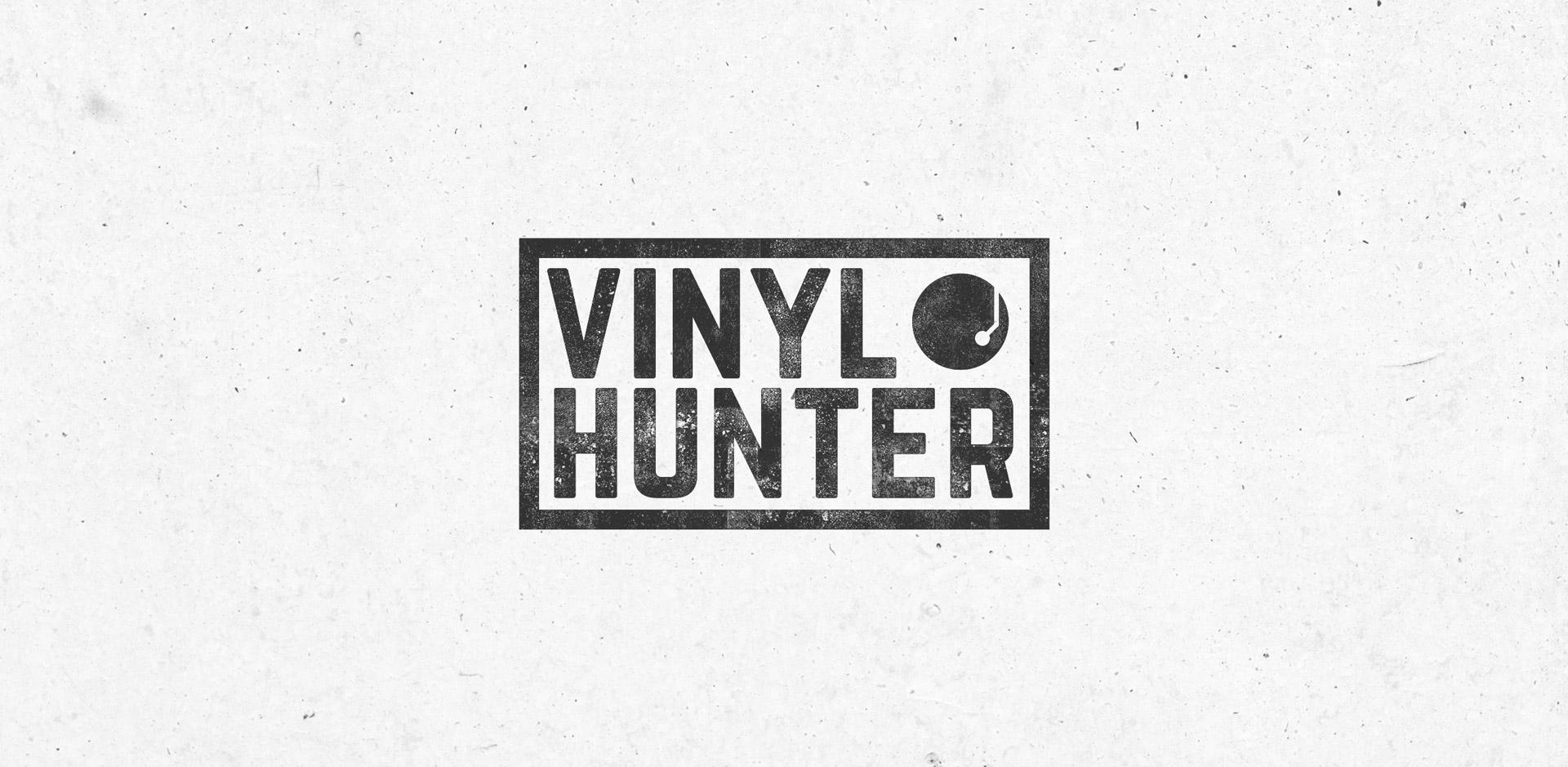 Vinyl Hunter Logo