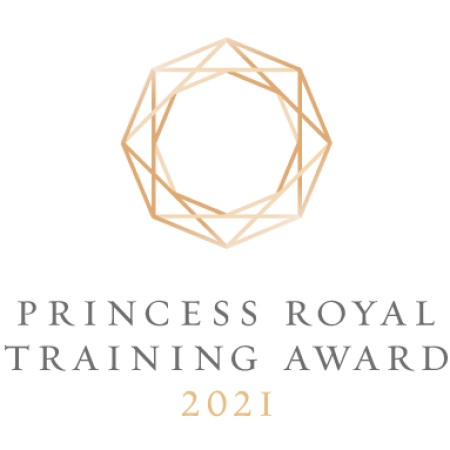 Protect Line recognised by HRH The Princess Royal for excellence in training and development in 2021