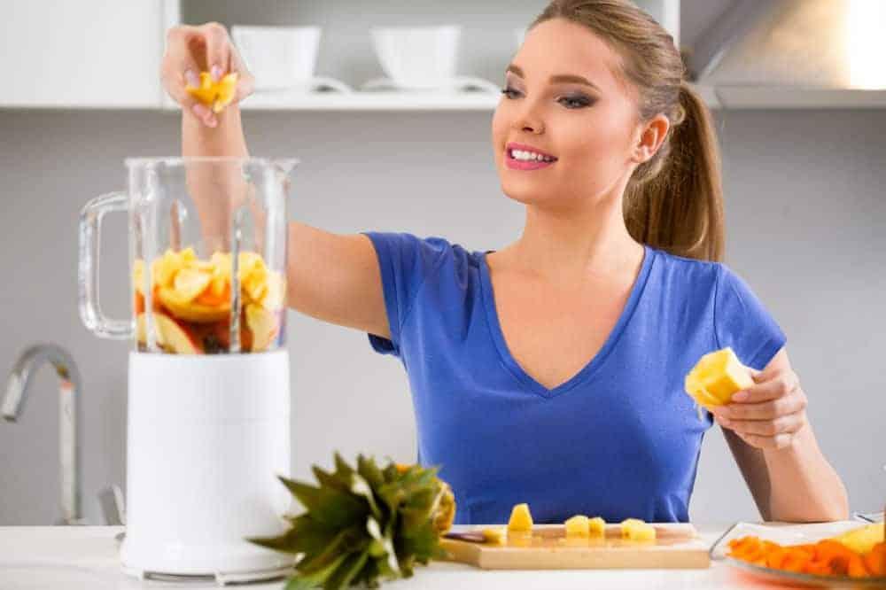 does juicing remove fiber