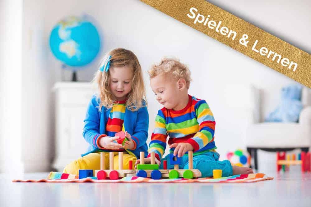Kategorie Spielen und Lernen