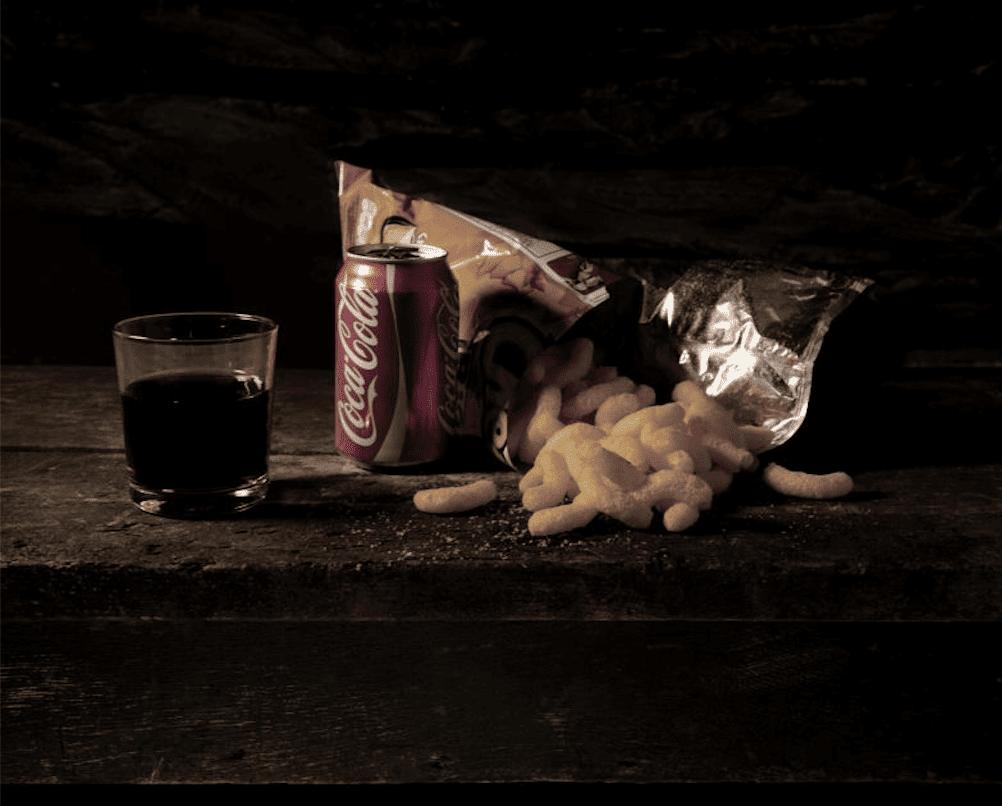 Mat Collishaw, Last Meal on Death Row: Velma Barfield