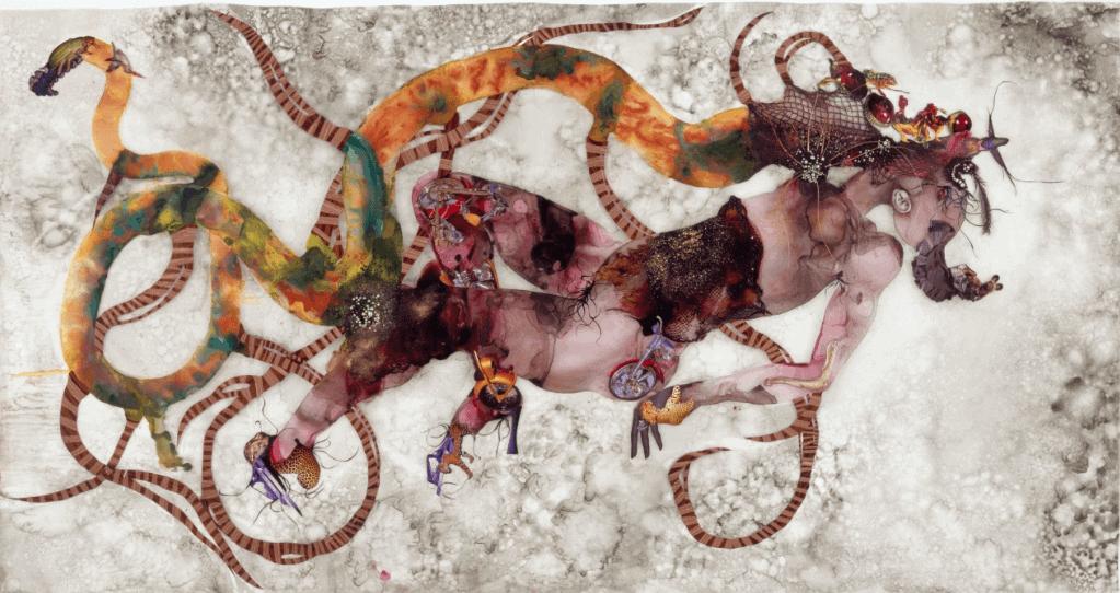 Wangechi Mutu Collage