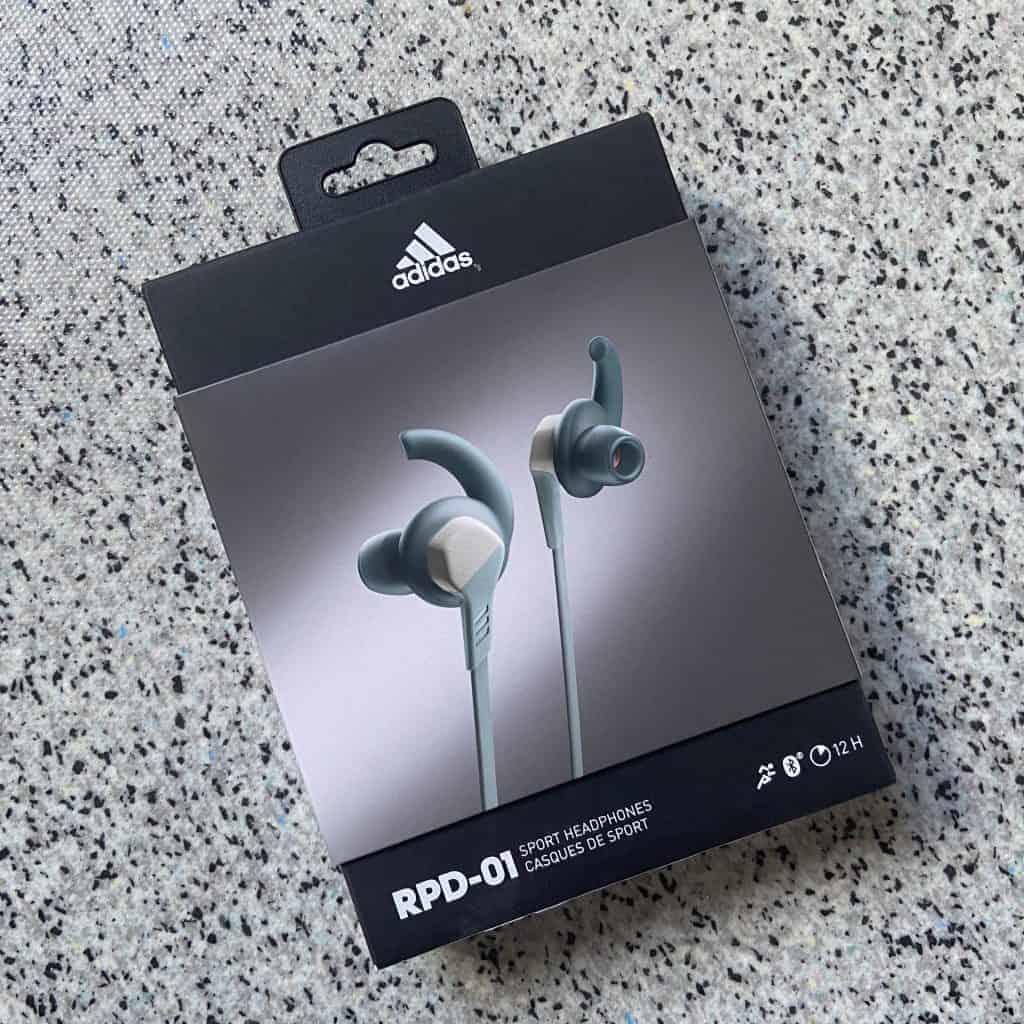 Adidas RPD-01 Verpackung