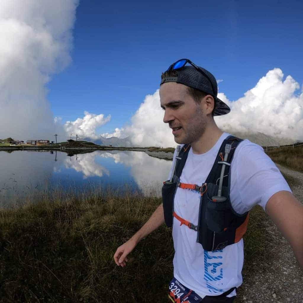 Nathan VaporKrar 2 beim laufen