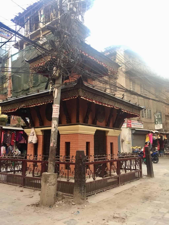 Sehenswürdigkeiten Kathmandu: Mini-Tempel