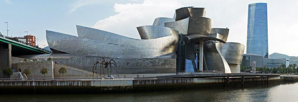 Frank Gehry, The Guggenheim Museum, Bilbao (1997)