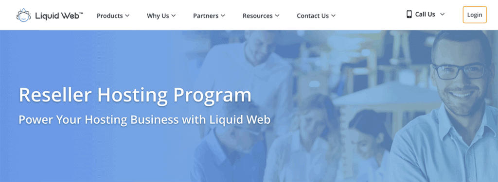 Liquid Web Reseller hosting