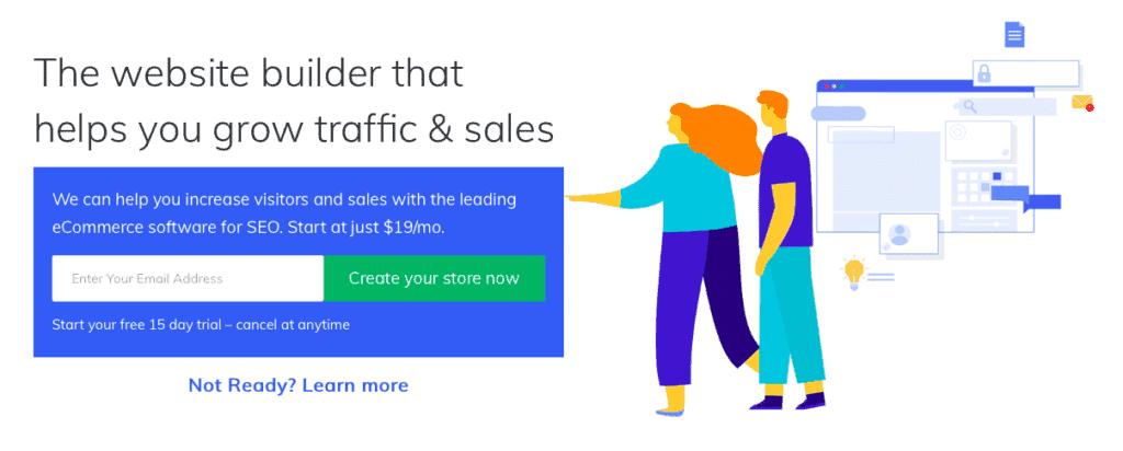 3dcart grow traffic
