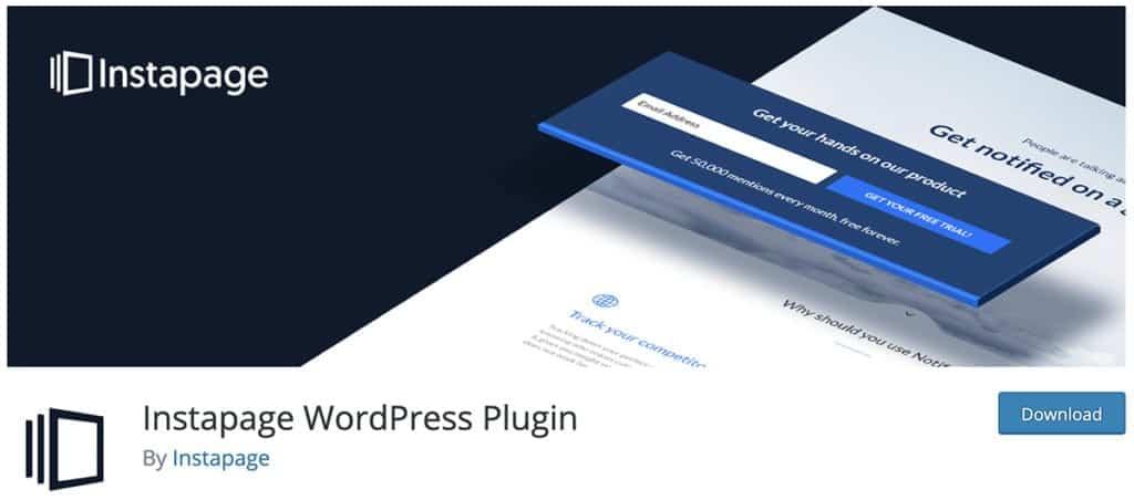 Instapage WordPress Plugin