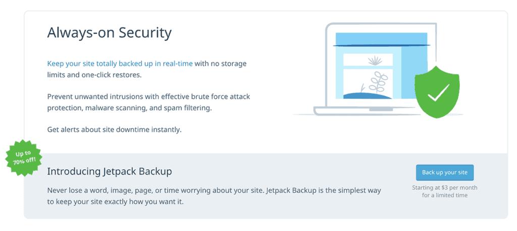 JetPack Always On Security