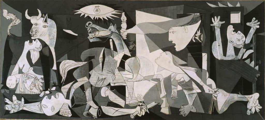 Pablo Picasso, Guernica, 1937 artworks