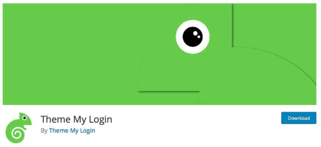 theme my login page plugin