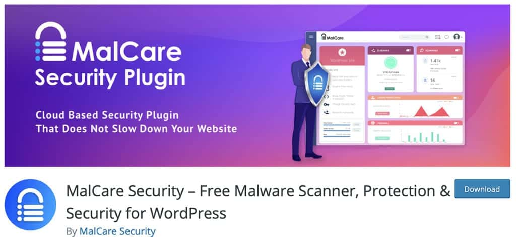 MalCare Security Plugin WordPress