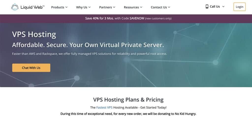 liquid web vps hosting
