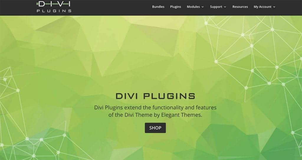 Divi Filter Grid Plugin