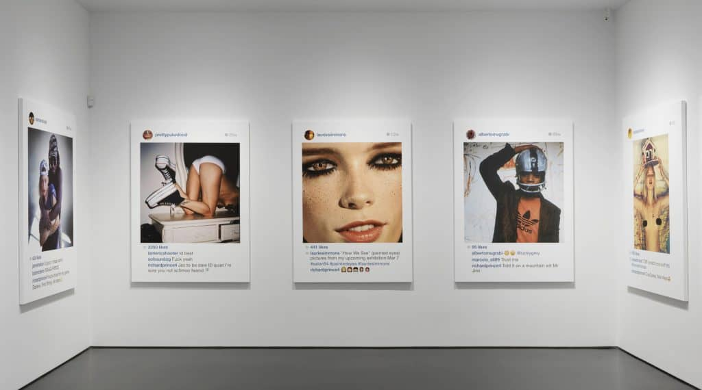 New Portraits – Richard Prince, 2014 controversial art