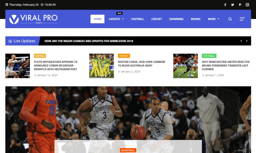 Best Magazine WordPress Themes