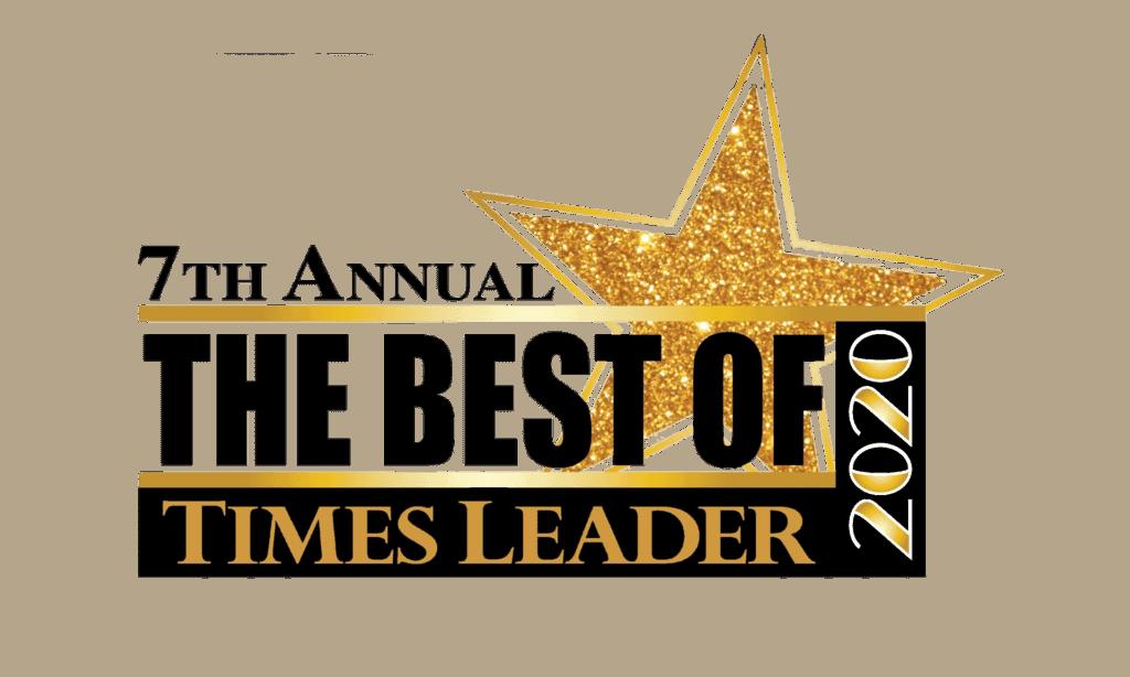 Times Leader award badge
