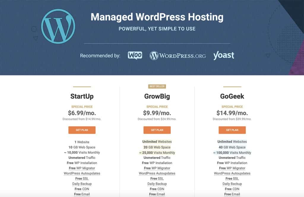 SiteGround Managed WordPress Hosting Discount