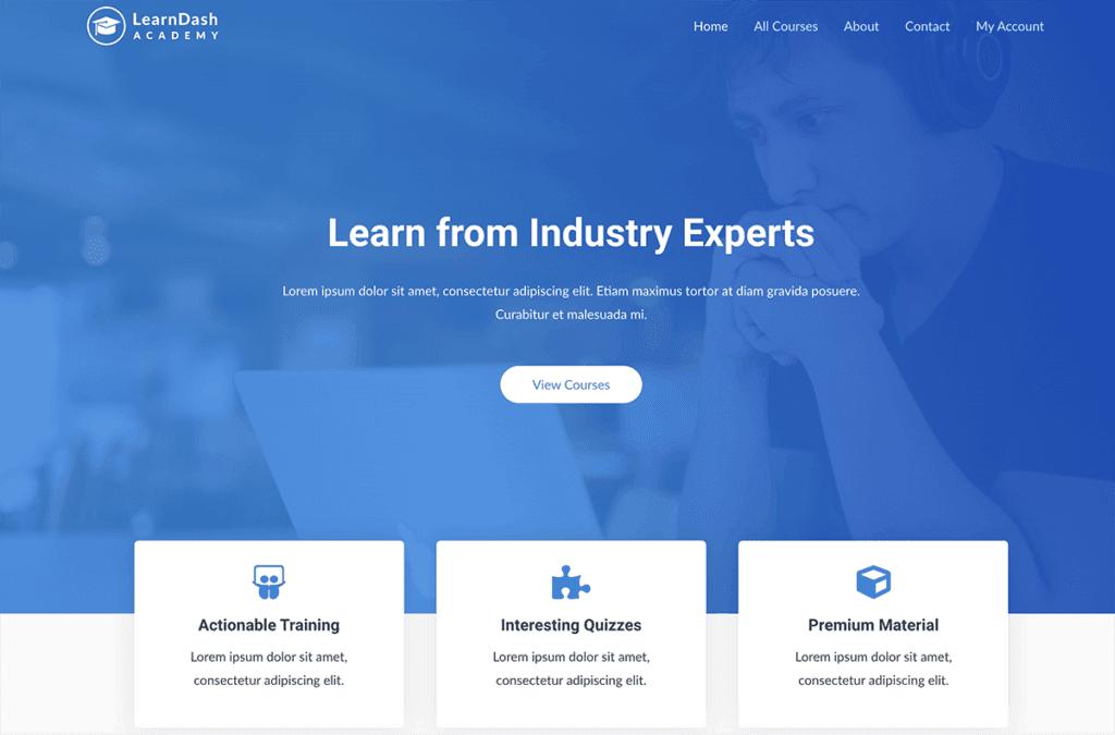 Astra is fast, fully customizable & beautiful WordPress theme