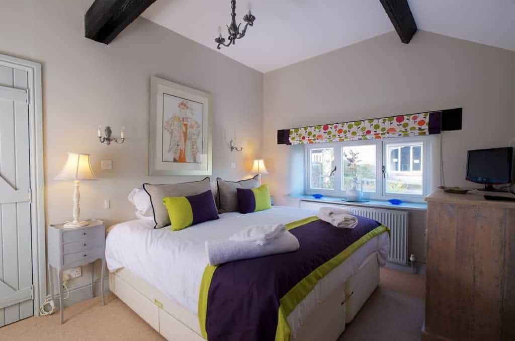 Master bedroom Greenwood Grange
