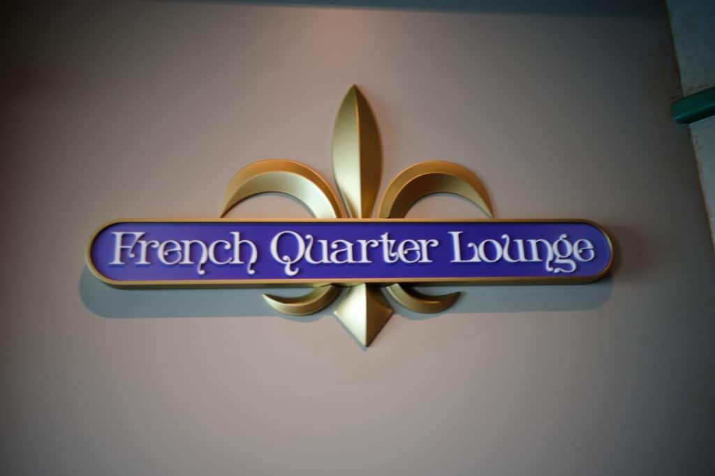 French Quarter Disney Wonder Port of San Juan Wonder to New Orleans