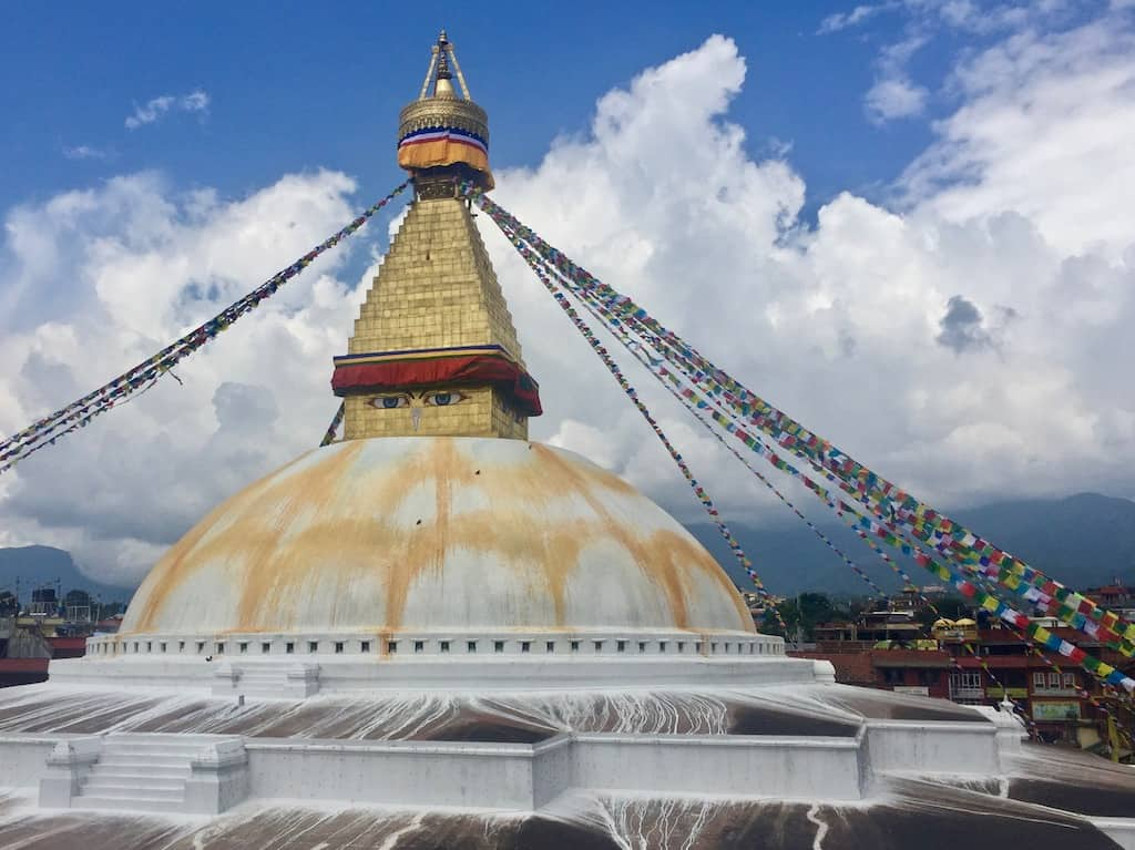 Kathmandu Tipps Boudhanath