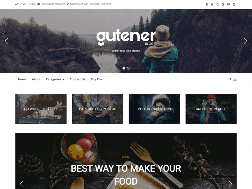 Blog Gutener