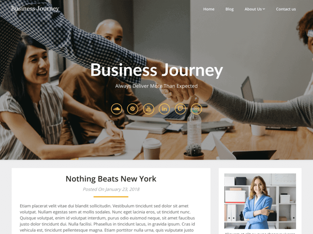 Business Blogily