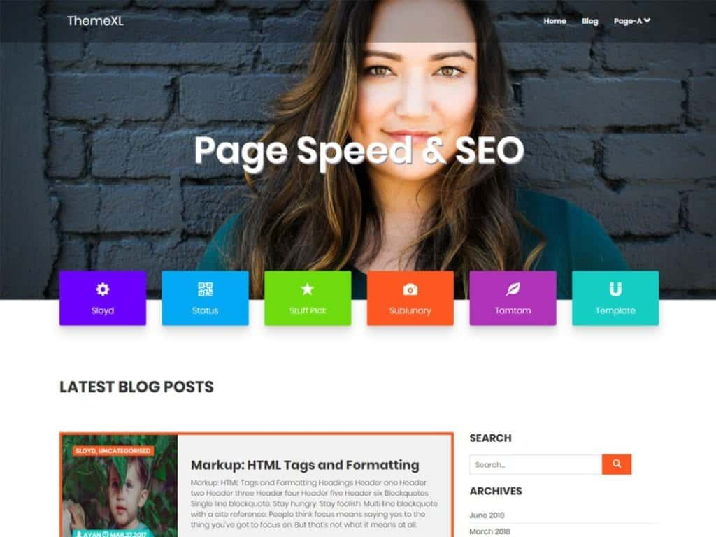 Page Speed & SEO