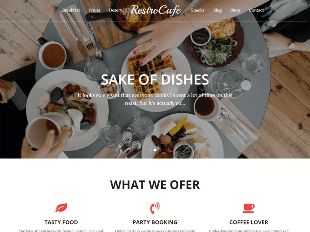 Restro Cafe