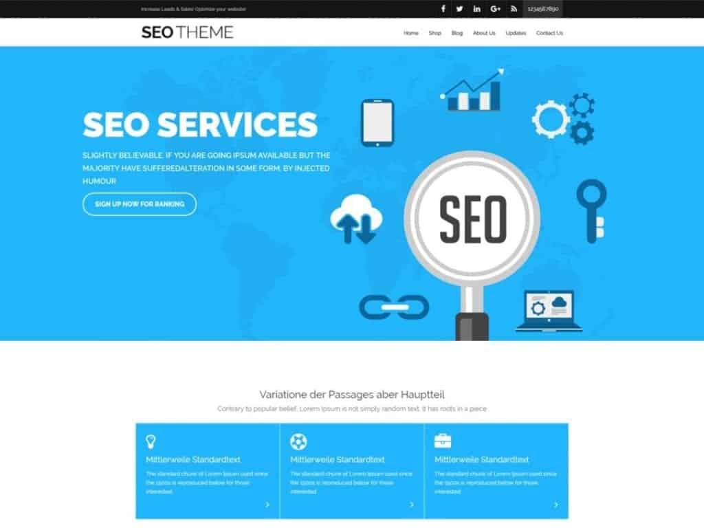 Best Free SEO WordPress Themes