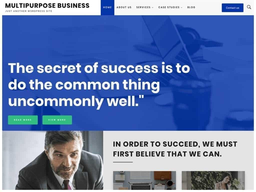 Multipurpose Business