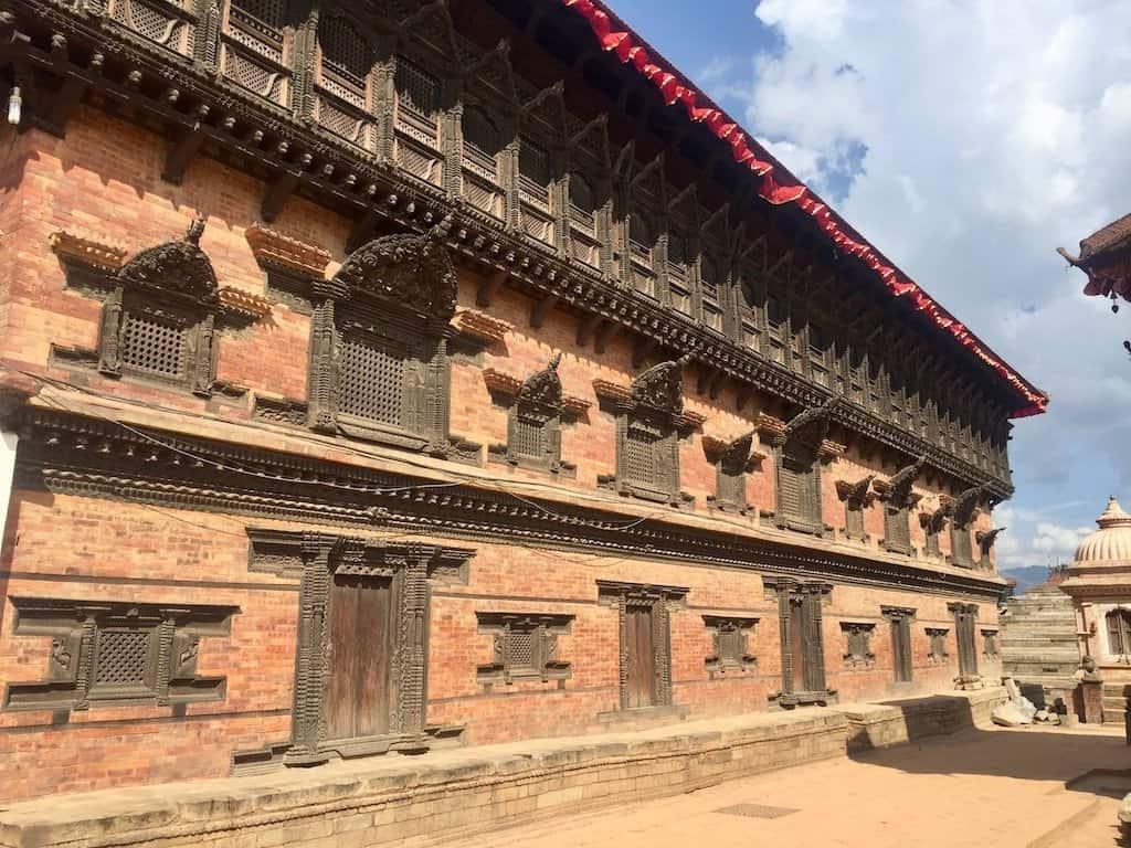 Sehenswürdigkeiten Kathmandutal: Bhaktapur