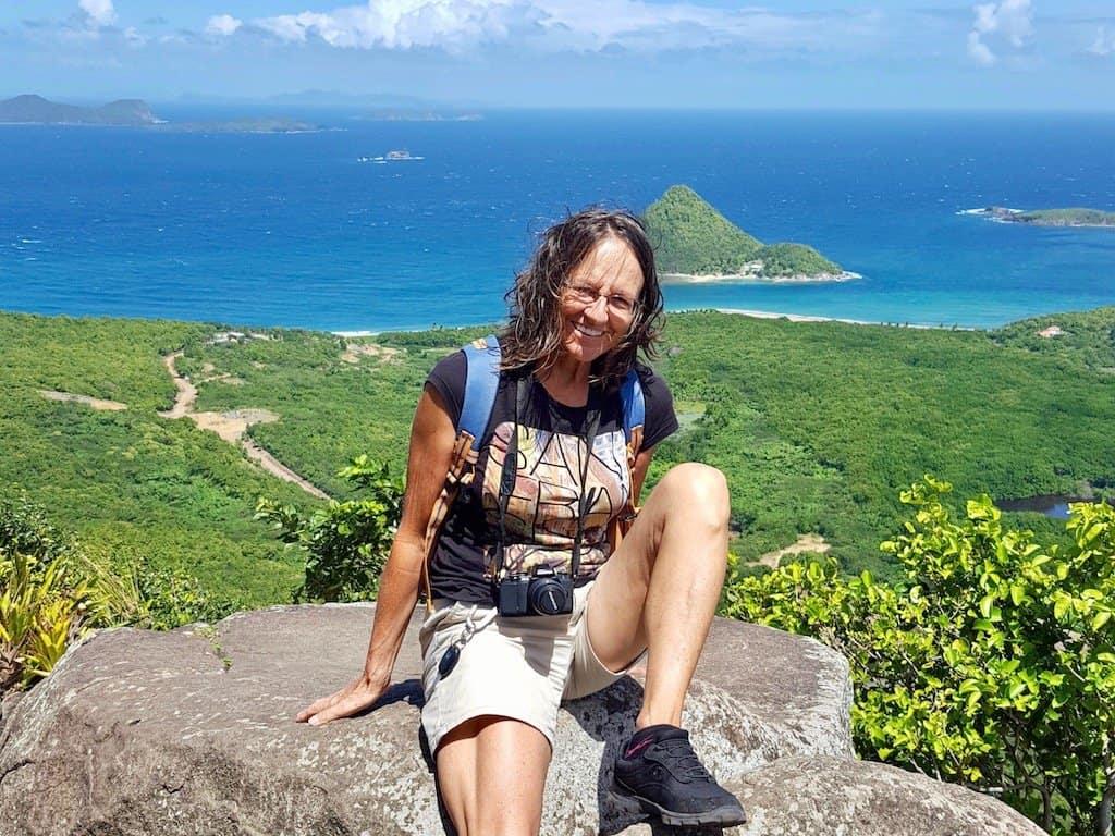 Leben in der Karibik: Wandern auf Grenada