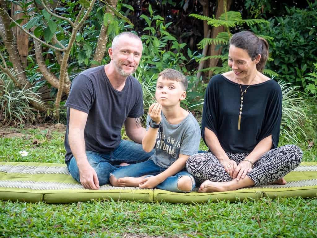 Leben in Thailand als Familie