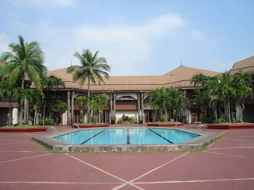 Coconut Palace, Manila