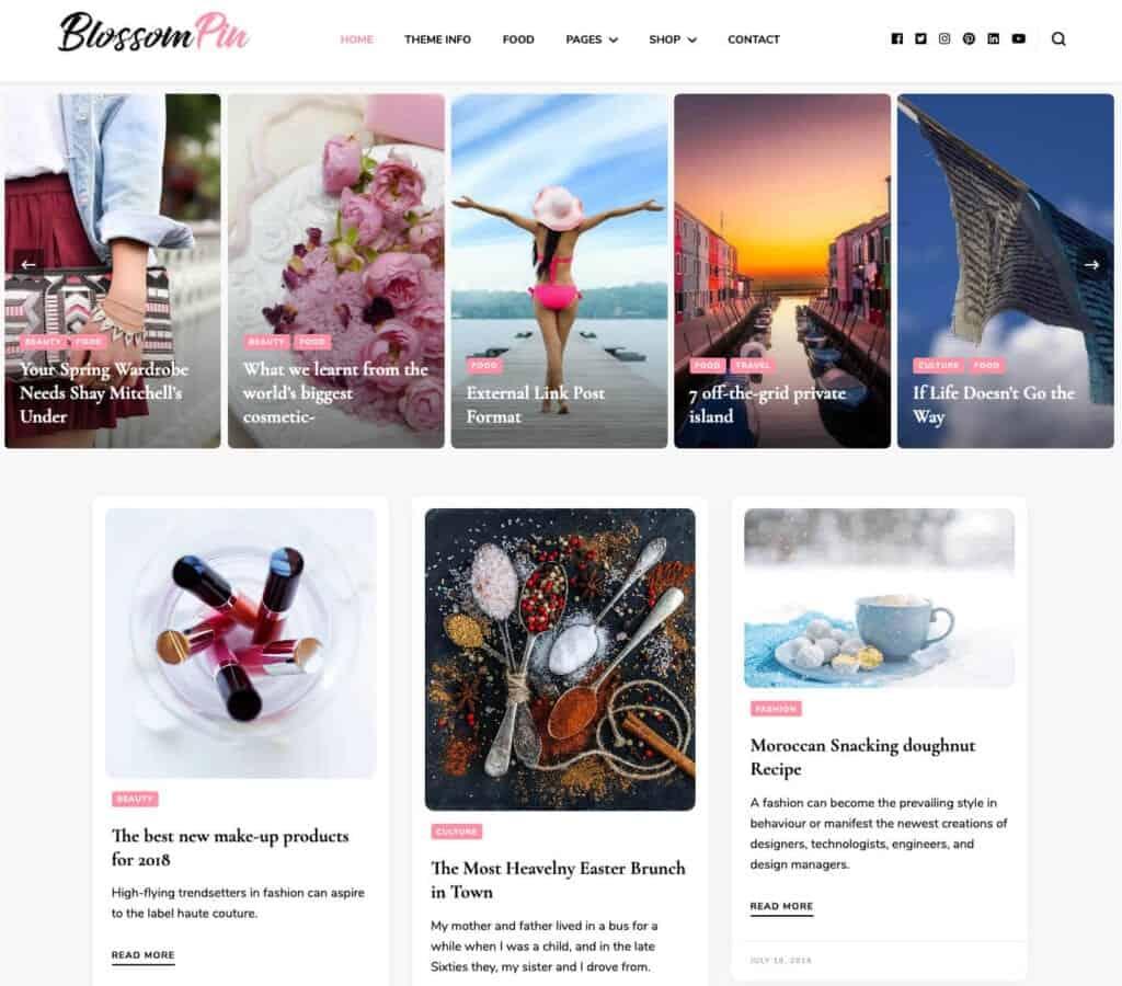 Blossom Pin Pro