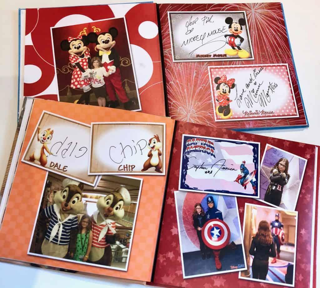 Personalized Autograph Books