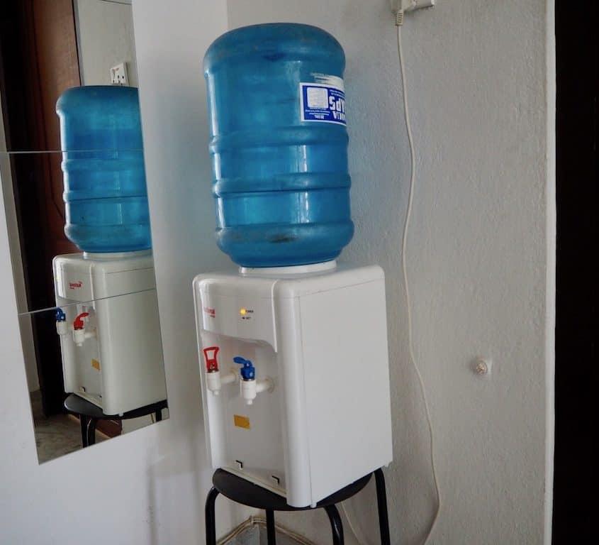 Nachhaltig Reisen in Nepal Trinkwasser