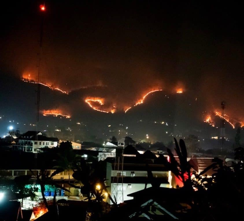 Leben in Thailand: Pai zur Smoke Season